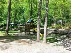 Indian Creek Campground in Cherokee North Carolina4