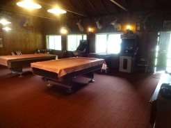 Indian Creek RV pool room