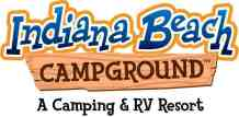 Indiana Beach Campground Logo