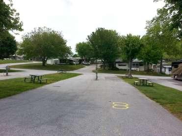 Jaymar Travel Park in Hendersonville North Carolina3