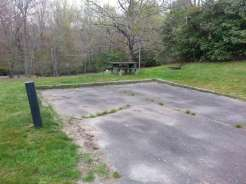 Julian Price Park along the Blue Ridge Parkway near Blowing Rock North Carolina2