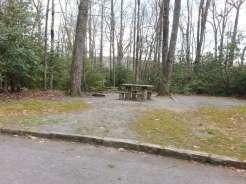 Julian Price Park along the Blue Ridge Parkway near Blowing Rock North Carolina7