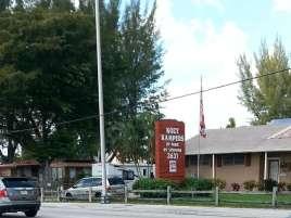 Kozy Kampers RV Park in Fort Lauderdale Florida1