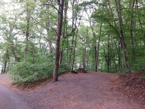 Lake Junaluska RV Campground in Lake Junaluska North Carolina3