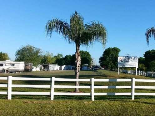 Lettuce Lake RV Resort in Arcadia Florida1