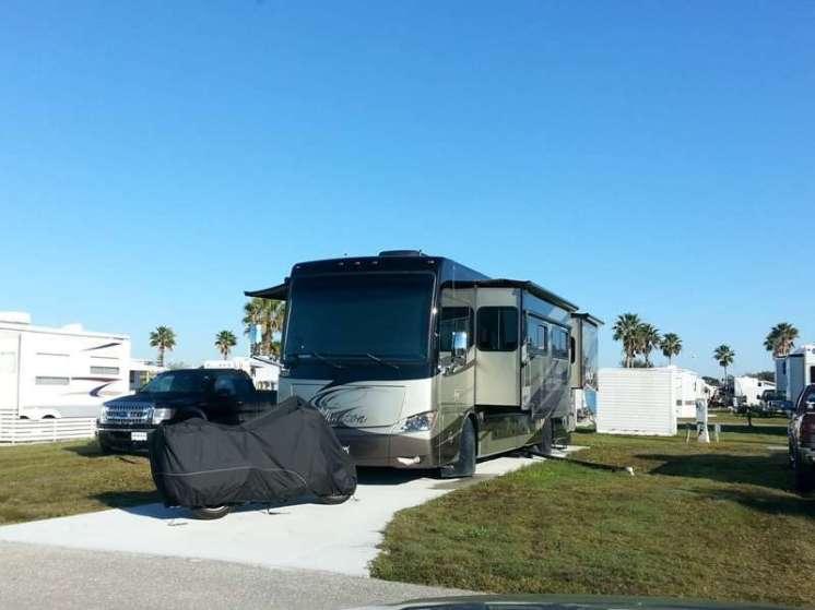 Live Oak RV Resort & Golf Course in Arcadia Florida2