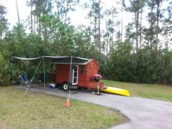 Long Pine Key Campground in Everglades National Park5