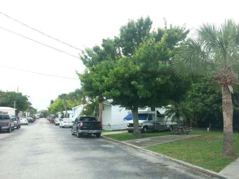 Lucky Clover RV and Mobile Home Park in Melbourne Florida2