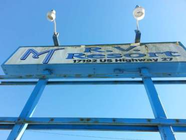 M RV Resort in Moore Haven Florida1