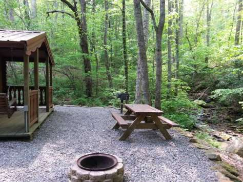 Mama Gerties Hideaway Campground in Swannanoa North Carolina13