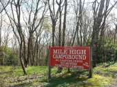 Mile High Campground in Maggie Valley North Carolina1