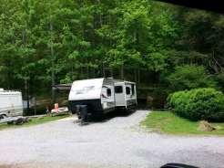 Moonshine Creek Campground in Sylva North Carolina04