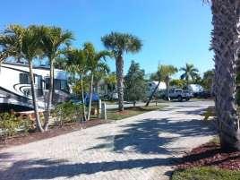 Neapolitan Cove RV Resort in Naples Florida2