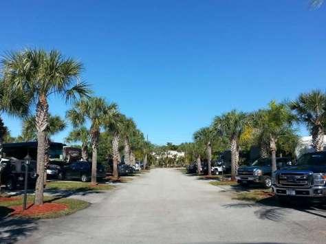 Neapolitan Cove RV Resort in Naples Florida3