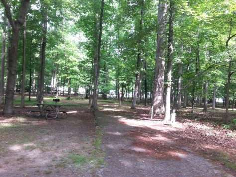 Newport News Park Campground in Newport News Virginia2