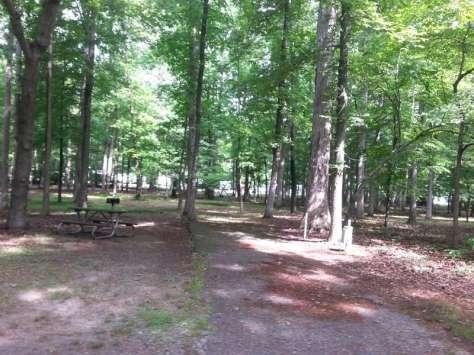 Newport News Park Campground in Newport News Virginia2