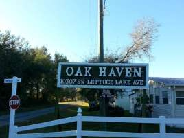 Oak Haven Mobile Home and RV Park in Arcadia Florida1