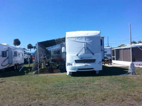 Okeechobee Landings RV Resort in Clewiston Florida5
