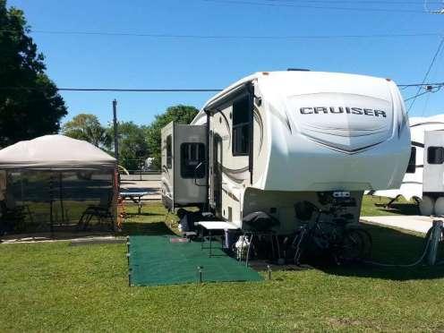Okeechobee Landings RV Resort in Clewiston Florida6
