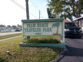 Palm Beach Traveler RV Park in Lake Worth Florida (Lantana)1