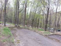 Peaks of Otter Campground along the Blue Ridge Parkway2