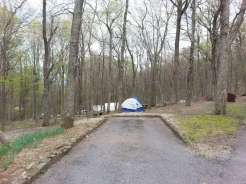 Peaks of Otter Campground along the Blue Ridge Parkway3