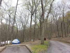 Peaks of Otter Campground along the Blue Ridge Parkway4