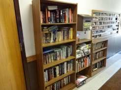Pine Country book exchange