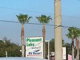 Pleasant Lake RV Resort in Bradenton Florida1