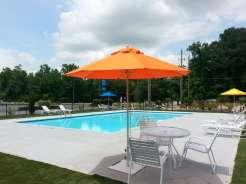 Raleigh Oaks RV Resort in Four Oaks North Carolina07