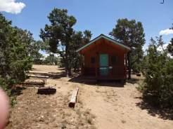 Rancheros cabin