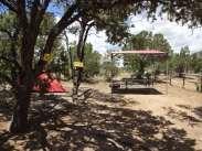 Rancheros tent site