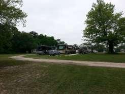 Red Gate Campground & RV Resort in Savannah Georgia5