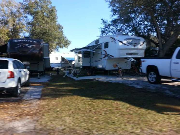 Riverside RV Resort and Campground in Arcadia Florida2