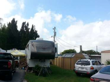 Ronny's RV Ranch & Mobile Home Park in Stuart Florida4