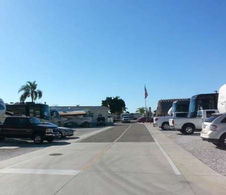 Sarasota Sunny South RV & Mobile Home Resort in Sarasota Florida5
