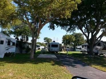 Seminole Park for RVs in Hollywood Florida3