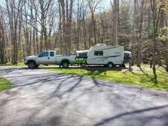 Sherando Lake Recreation Area near Lyndhurst Virginia4