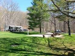 Sherando Lake Recreation Area near Lyndhurst Virginia5
