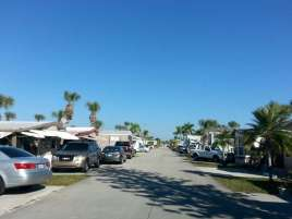 Siesta Bay RV Resort in Fort Myers Florida1