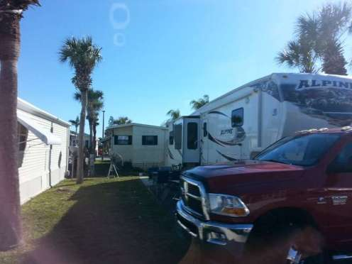 Siesta Bay RV Resort in Fort Myers Florida3