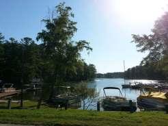 Siesta Cove Marina & Campground in Gilbert South Carolina5