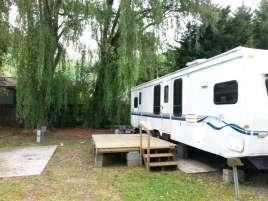 Smoky View Cottages & RV Resort Park in Maggie Valley North Carolina1