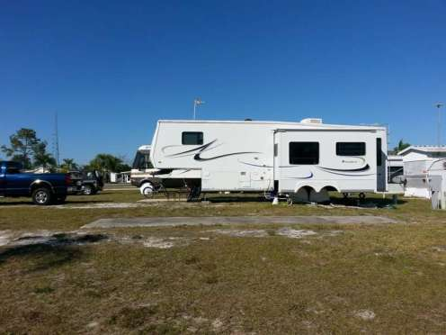 Southern Pines RV Mobile Home Park Resort In Frostproof Florida5