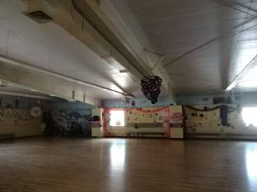 Squaredance hall