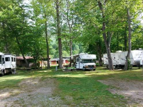 Stonebridge Campground & RV Park in Maggie Valley North Carolina3