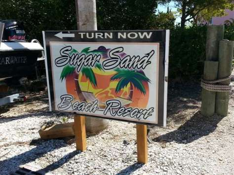 Sugar Sand Beach RV Resort in Matlacha Florida4