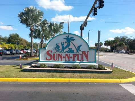 Sun N Fun RV Resort in Sarasota Florida5