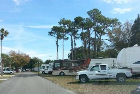 Sundance Lakes RV Resort in Port Richey Florida3
