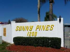 Sunny Pines RV and Mobile Home in Sebring Florida1